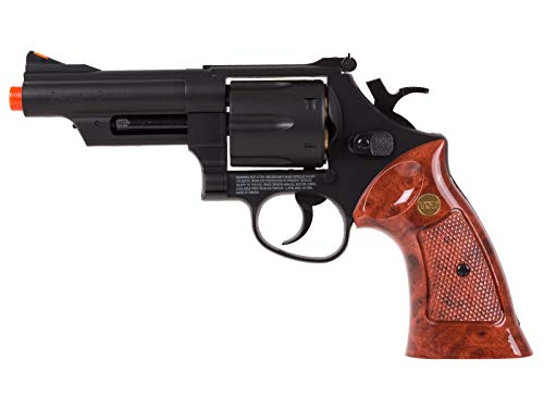TSD Sports UG131 4 Inch Gas Powered Non-Blowback Airsoft Revolver -