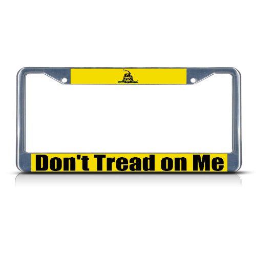 gadsden license plate frame - 7