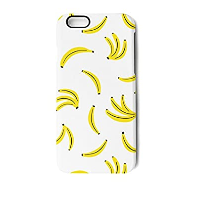 IPhone 8 Case/IPhone 7 Case Cute Bananas Printing Anti-Finger High Impact Protective Cover For Iphone 8/iPhone 7
