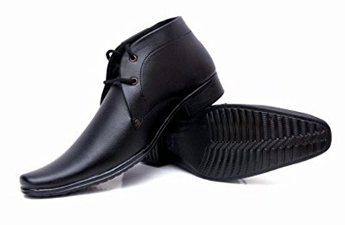263a8bbe31c8 ZEELAND Men s Patent Leather Black Formal Shoes  Buy Online at Low Prices  in India - Amazon.in
