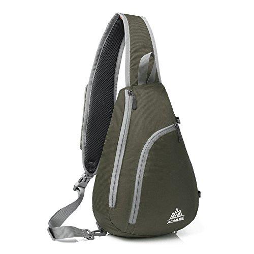 Shoulder Backpack, GOLDSTAR Sling Chest Crossbo...