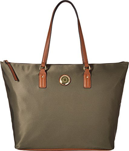 Tommy Hilfiger Women's Ivy Tote Olive One Size