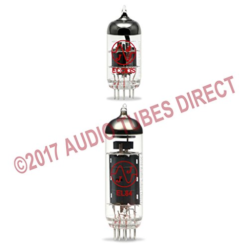JJ Tube Upgrade Kit For Bugera V5 Amps EL84 ECC83S by JJ Electronic