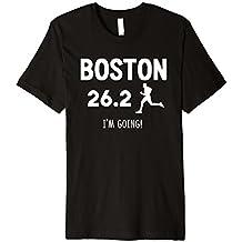 Boston 2018 Marathon 16/4/2018 T-shirt gift for Runner