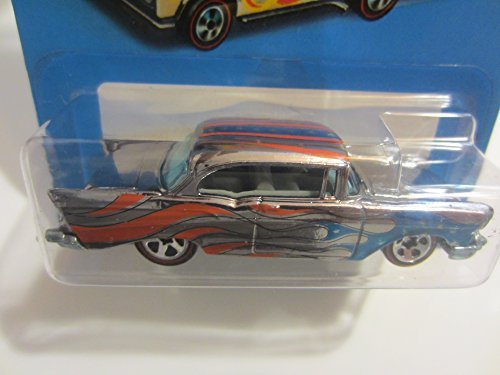 Super Chromes Chevy Bel Air Collectible Collector Car Mattel Hot Wheels 1:64 Scale