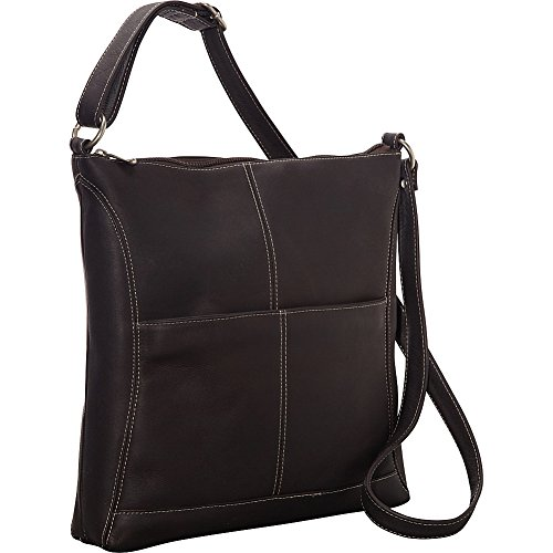Donne Le Easy Cafe Slip Leather Crossbody Yc1FqZT