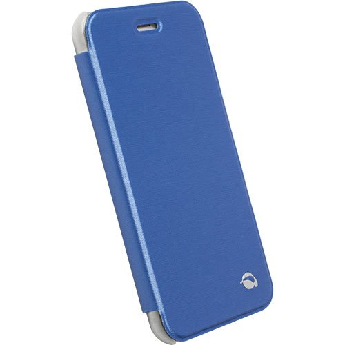 KRUSELL 75976 BookCover Boden  in blau für  Apple iPhone 6