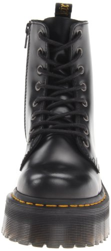 Polished – Stringate Brogue Nero Unisex Polished Jadon Scarpe Basse Dr 15265001 Adulto Martens Smooth black w6anqFYTv