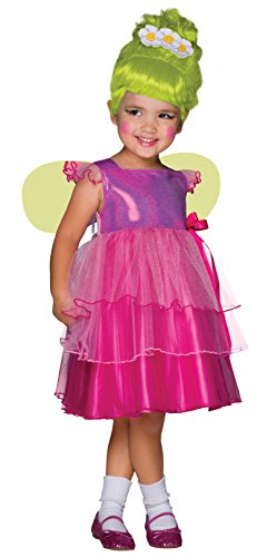 [LaLaLoopsy Pix E. Flutters Deluxe Costume, Toddler] (Lalaloopsy Costumes For Girls)