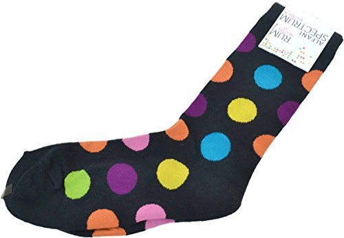 Alfani Socks, Single Pack Spectrum Black One Size (Alfani Single)