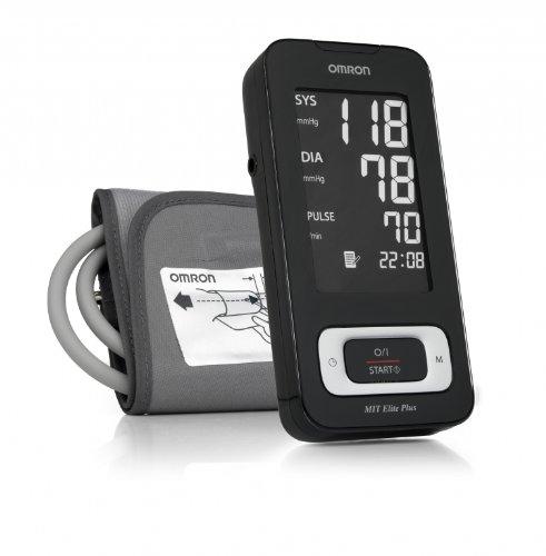 Omron MIT Elite Plus Oberarm-Blutdruckmessgerät