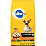 PEDIGREE Small Dog Complete Nutrition Adult Dry Dog Food Roasted Chicken, Rice & Vegetable Flavor, 3.5 lb. Bag