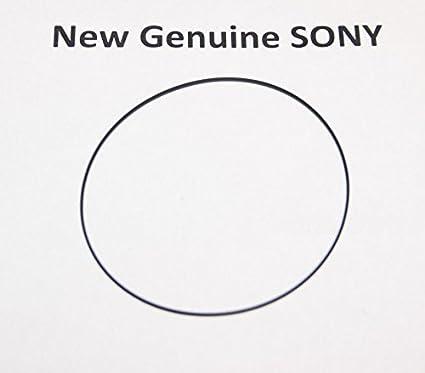 Nuevo genuino correa de goma Sony 421123501 para modelos dhc-nx5md ...