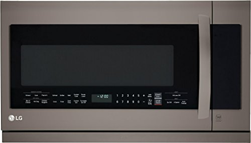 LG LMHM2237BD 2.2 cu. ft. Over-the-Range Microwave Oven with EasyClean