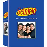 Mocei Seinfeld - The Complete Series Season 1-9 (DVD, 2017, 33-Disc Box Set)