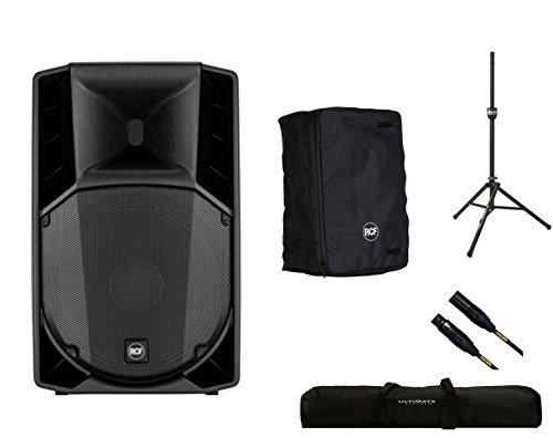 RCF ART 712-A MK4 Active Speaker Monitor + Cover + Stand + Bag + Mogami ()