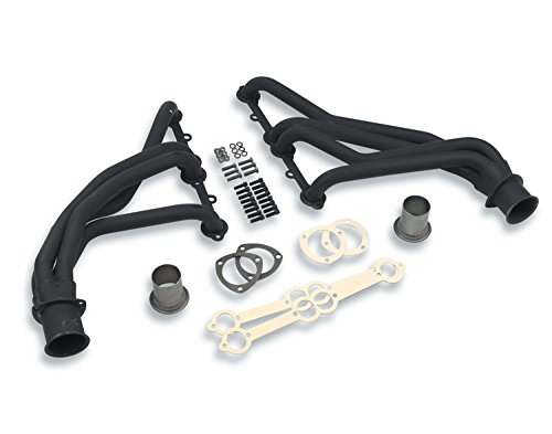 Flowtech 11500FLT Black Standard Headers - Flowtech Exhaust
