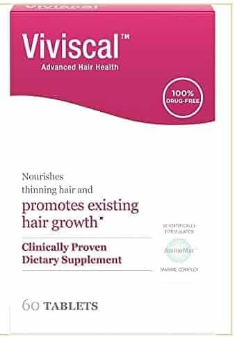Viviscal Hair Nutrient Tablets, 120 Extra-Strength Tablets [1A2R1X9]