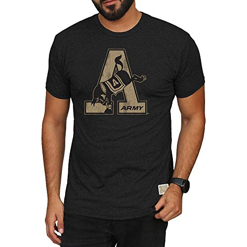 Elite Fan Shop Army Knights Retro Tshirt Black
