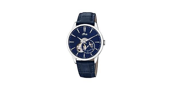 Amazon.com: Lotus Automatik 18536/4 Automatic Mens Watch Design Highlight: Watches