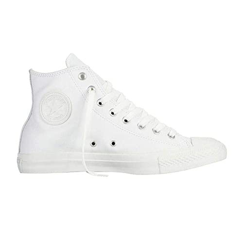 converse all star hi blanco