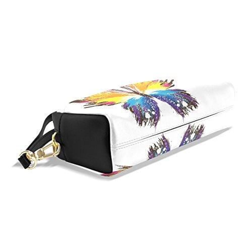 Grande Capacità Notebook Pu Trucco Scuola Farfalla In Impostato Estetica Astratto Penna Coosun Colorato Pattern Portapenne Di Sacchetto Pelle Mu xH1YAc0Pqw