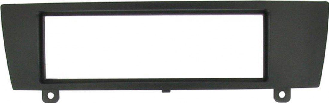 Connects2 - Marco para radio para BMW 1 E87 3 Series E90/E91, color negro Connects 2 CT24BM04