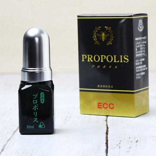 ECC 高品質 ブラジル産 グリーンプロポリス抽出液 30ml (紙箱) B079LXJWCR