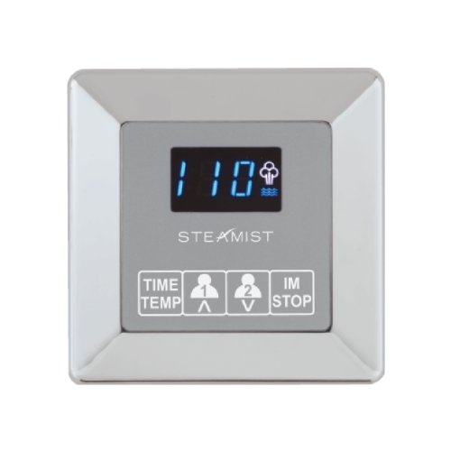 Cheap Steamist TSC-250-BN Total Sense Digital Control, Brushed Nickel