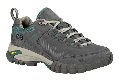 Vasque Women's Talus Trek Low UltraDry Hiking Shoe, Gargoyle/Jasper, 7.5 M US by Vasque