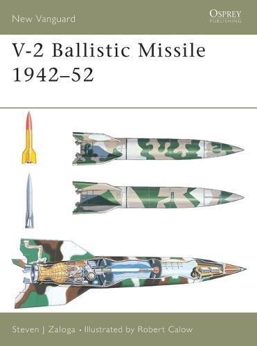 New Vanguard 82: V-2 Ballistic Missile 1942-52 for sale  Delivered anywhere in USA