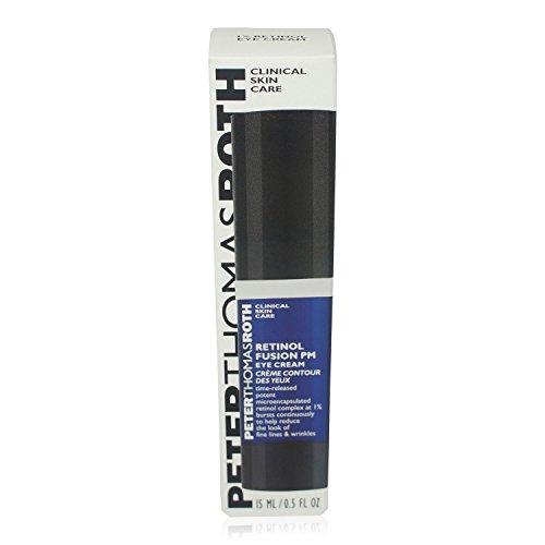 Peter Thomas Roth Retinol Fusion PM Eye Cream, 0.5 Ounce by Peter Thomas Roth (Image #1)