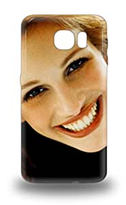 Tough Galaxy 3D PC Case Cover 3D PC Case For Galaxy S6 Julia Roberts American Female Jules Pretty Woman Notting Hill Erin Brockovich ( Custom Picture iPhone 6, iPhone 6 PLUS, iPhone 5, iPhone 5S, iPhone 5C, iPhone 4, iPhone 4S,Galaxy S6,Galaxy S5,Galaxy S4,Galaxy S3,Note 3,iPad Mini-Mini 2,iPad Air )
