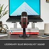 Blue Yeti Nano Premium USB Mic for Recording and