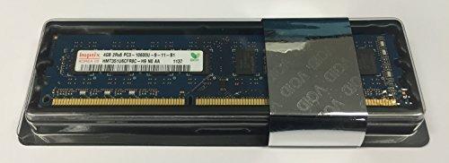 4GB DDR3 PC3-10600 1333MHz CL9 1.5v 240-Pin Hynix HMT351U6CFR8C-H9 Unbuffered desktop memory ram - 1333 Mhz 240 Pin Memory