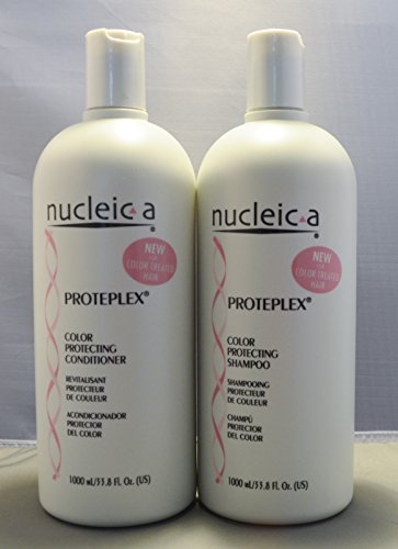 Nucleic-a Proteplex Color Protecting Duo Set Shampoo and Conditioner 33.8 Oz. Each (Conditioner Colour Protecting)