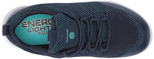 Skechers S Lights Energy Lights Street Navy 90642LNVY, Turnschuhe - 34 EU