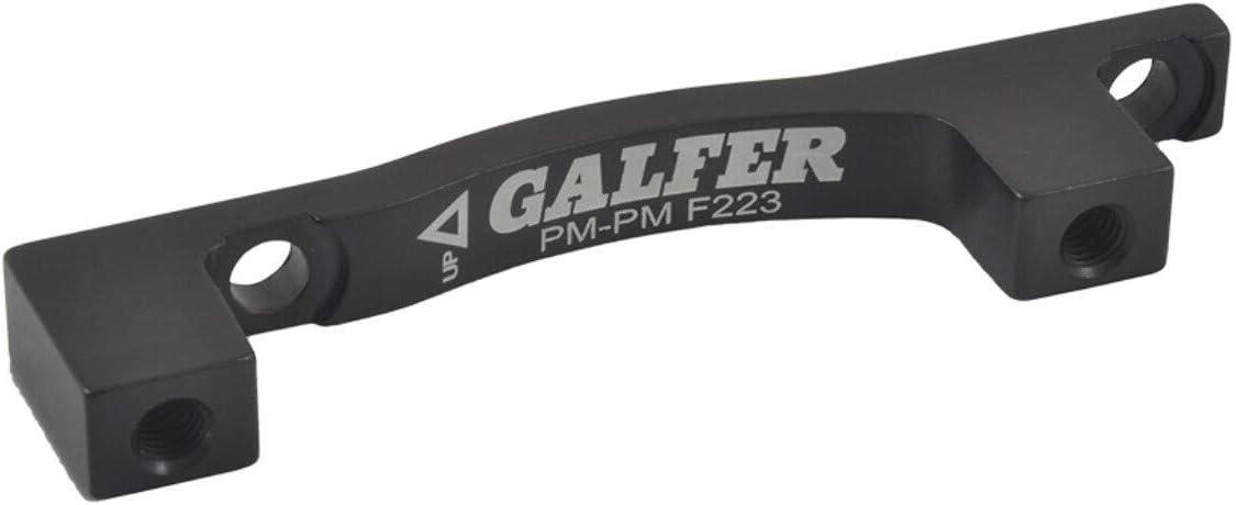 63mm 2020 GALFER BIKE Bremsscheibenadapter Radial Postmount