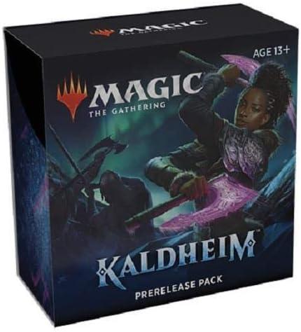 MTG Magic Kaldheim Prerelease Pack Kit 6 Packs