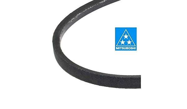 Rubber D/&D PowerDrive 3L380 NAPA Automotive Replacement Belt 1 Band