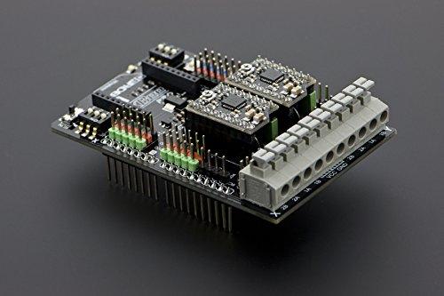 DFRobot Dual Bipolar Stepper Motor Shield for Arduino /A4988