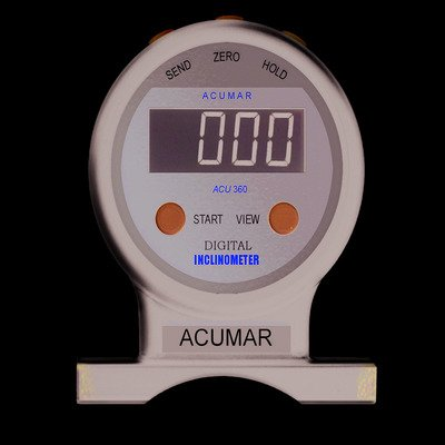 Fabrication Acumar Single Digital Inclinometer by Fabrication