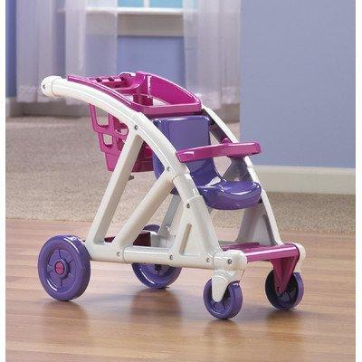 American Plastic Toys Stroller - 3