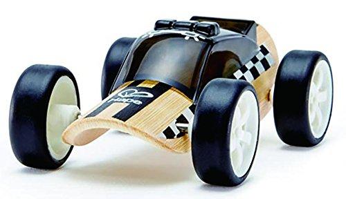 Hape Bamboo Toy Police Car Kid's Play Vehicle