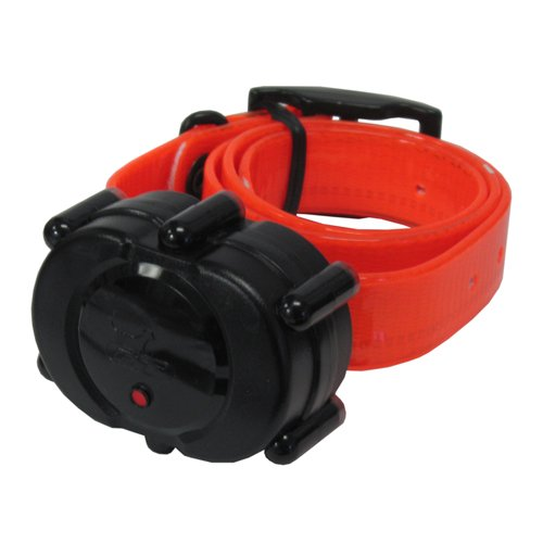 Cheap Micro-iDT Remote Dog Trainer Add-On Collar in Orange