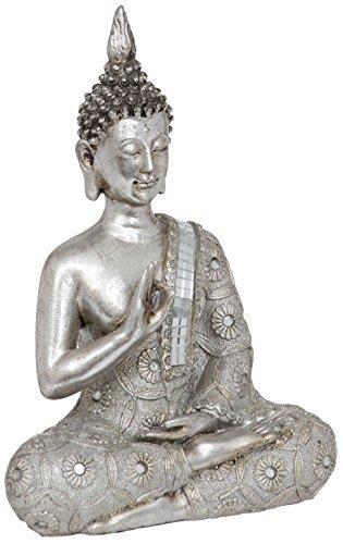 Maturi Thai Protection Buddha Silver Shawl, ()