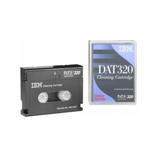 IBM 46C1937 Tape, DAT 320, Cleaning by IBM
