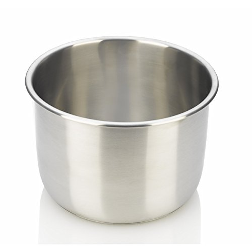 6-quart Stainless Steel Removable Cooking Pot for Electric M