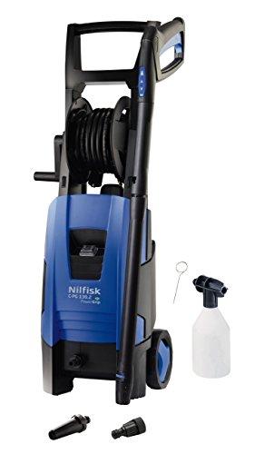 Xtra Pressure Washer (Nilfisk C-PG 130.2-8 Xtra 130 Bar Compact Pressure Washer with Power Grip by Nilfisk)