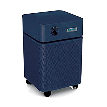 Austin Air B402E1 Standard Bedroom Machine Air Purifier, Midnight Blue